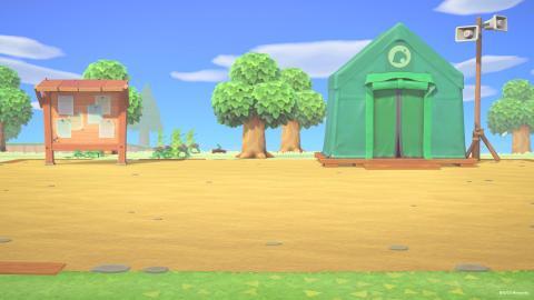 Nintendo Zoom Animal Crossing