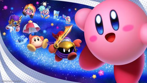 Nintendo Zoom Kirby Star Allies