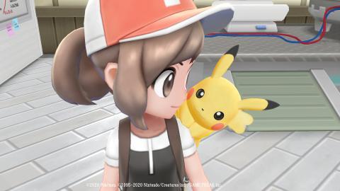 Nintendo Zoom Pokémon