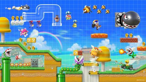 Nintendo Zoom Super Mario Maker 2
