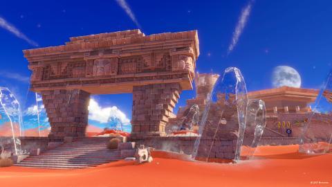 Nintendo Zoom Super Mario Odyssey