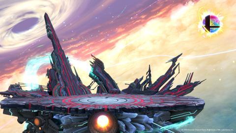 Nintendo Zoom Super Smash Bros. Ultimate