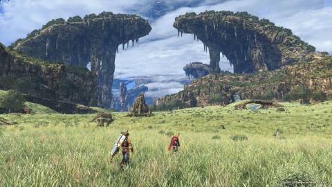 Nintendo Zoom Xenoblade