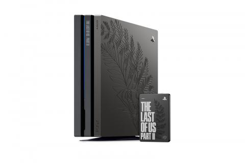 PS4 Pro The Last of Us Parte 2