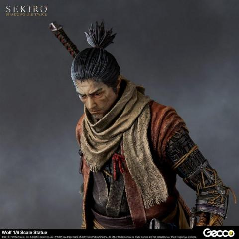Sekiro Shadows Die Twice Figura