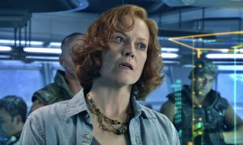 Sigourney Weaver en Avatar