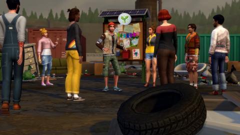 Los Sims 4 Expansión Vida Ecologica