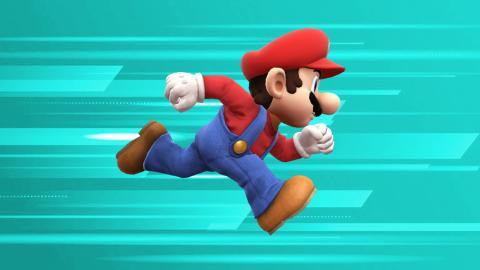 Qué son los frames por segundo - Super Mario