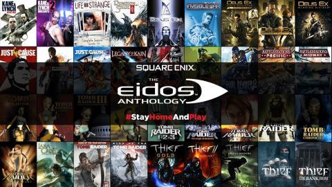 Square Eidos Anthology