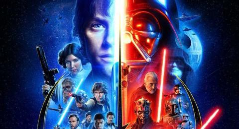 Star Wars Saga Skywalker