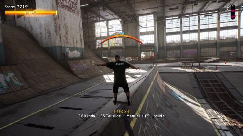 Gameplay Tony Hawks Pro Skater 1+2