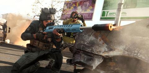 Actualización 1.24 Call of Duty Warzone y Modern Warfare