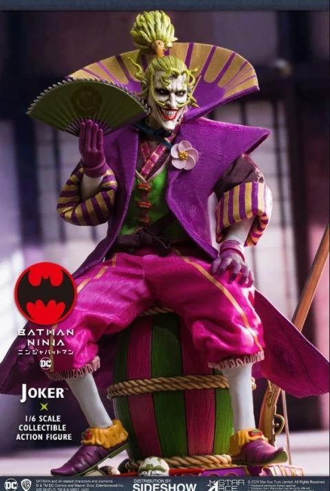 Batman Ninja - Figura de Joker de Sideshow Collectibles