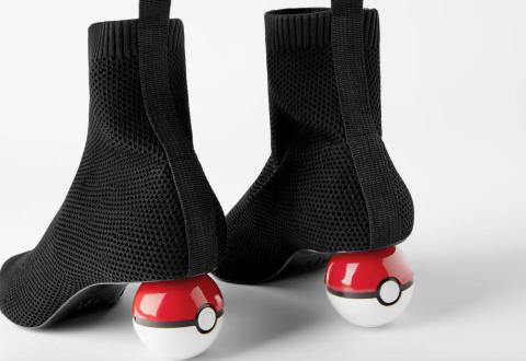 Botas Pokémon Zara