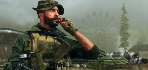 Call of Duty Modern Warfare temporada 4