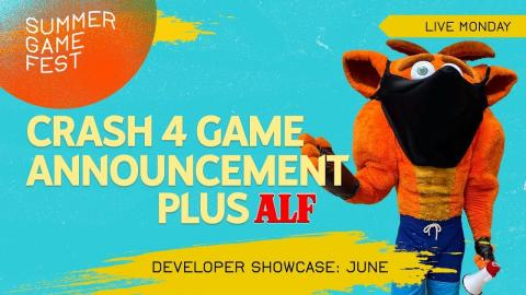 Crash Bandicoot 4 It's About Time Summer Game Fest