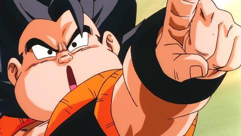 La doble resina de Veku, la fusión fallida de Goku y Vegeta