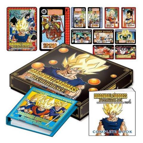 Dragon Ball Carddass Premium Set Volume 4