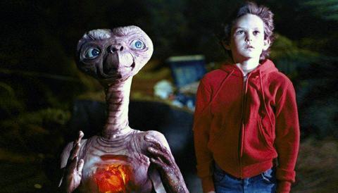 E.T. la película