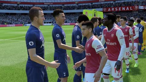 FIFA 20 Premier League