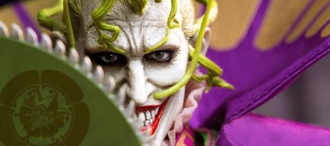 Joker en Batman Ninja