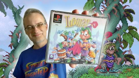 Lomax, el plataformas de los Lemmings en PlayStation