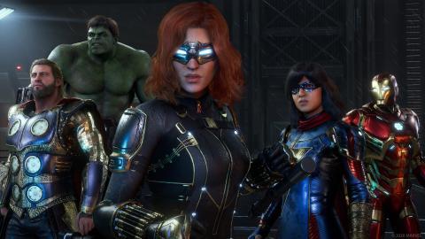 Marvel's Avengers PS5, Xbox Series X, PS4, Xbox One, PC y Stadia