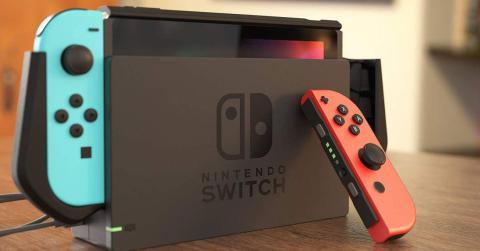 Nueva actualización Switch