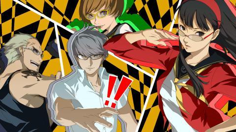 Persona 4 Golden Steam ya disponible