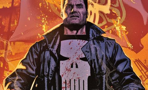 The Punisher cómic