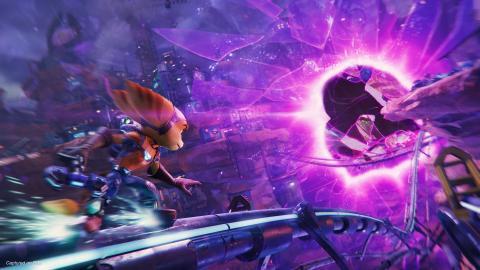 PS5 Ratchet & Clank Rift Apart