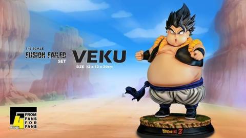 La resina de Veku, la fusión fallida