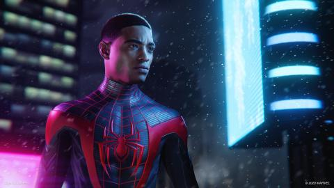 PS5 Marvel's Spider-Man Miles Morales