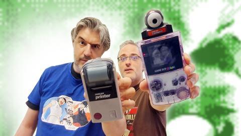 Tio Bruno Game Boy Camera