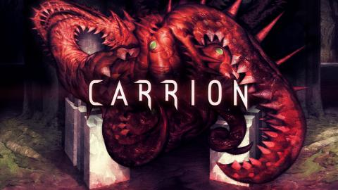 Carrion review Nintendo Switch Xbox One PC