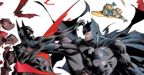 Batman y Batman del Futuro