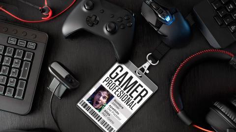 Carné de Auténtico Gamer