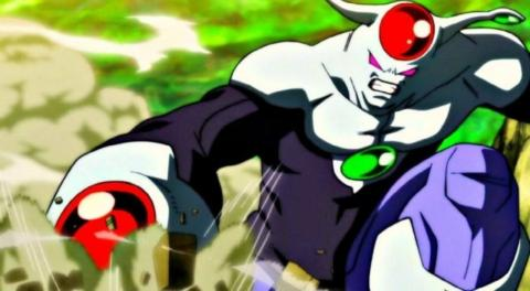 Dragon Ball Super - Portada y fecha del número 37 de la Serie Roja