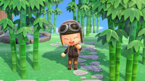 Evento tanabata Animal Crossing New Horizons