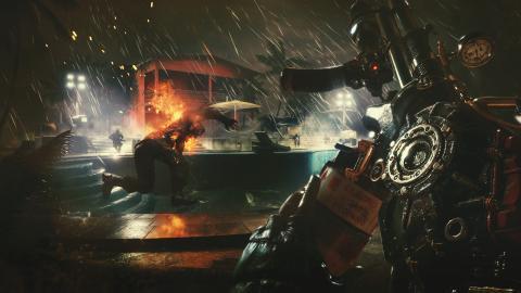 Far Cry 6 lanzallamas