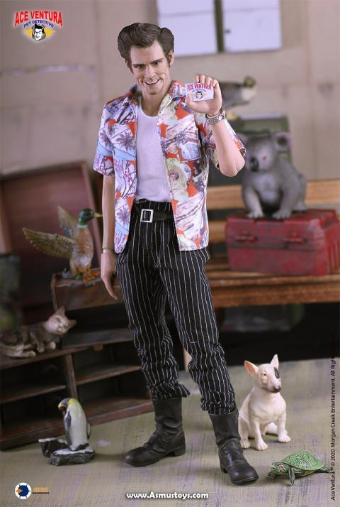 Figura de acción de Ace Ventura