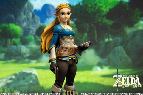 Figura de colección de Zelda