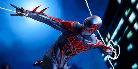 Figura Spiderman 2099