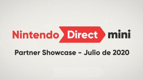 Nintendo Direct Mini 20 de julio de 2020