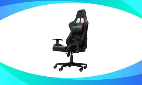 Onaji Akuma Pro RGB Back Silla Gaming RGB