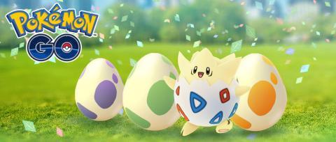 Pokémon Go Huevos 2020