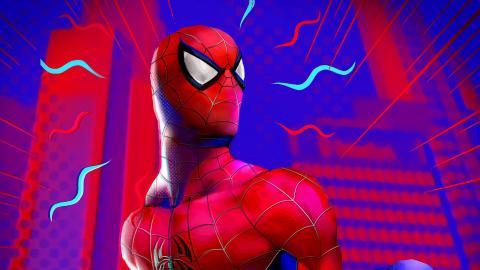 Spider-Man y su sentido arácnido