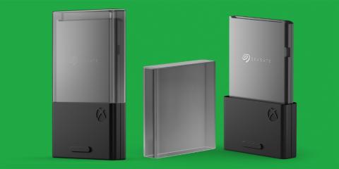 Tarjeta de expansión de almacenamiento de Xbox Series X