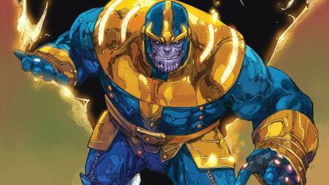 Thanos, uno de los villanos más poderosos del Universo Marvel