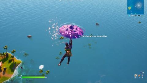 Tridente Aquaman Fortnite